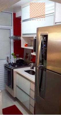 Apartamento Residencial À Venda, Parque São Lucas, São Paulo. - Ap0437