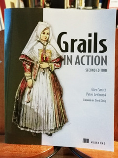 Libro Grails In Action Second Edition