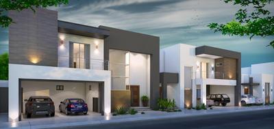 Residencia En Venta De 3 Habitaciones Y Estancia En Privada