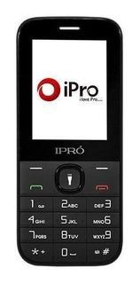 Celular Ipro I3200+ Dual Sim 2.4 Mp4 Radio Fm Camera Branco