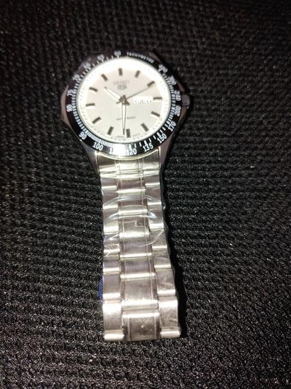 Relógio Quartzo Mostrador Branco-promoção