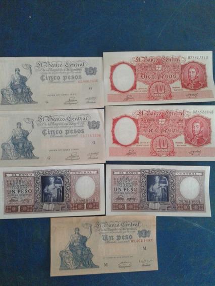 Billetes Antiguos Argentinos