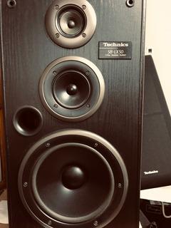 Juego De Bafles Technics Sb-lx50 70 W.rms-discotheque Dyess