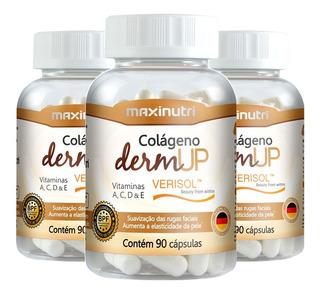 Colágeno Dermup Verisol® 650mg 3x90 Cápsulas - Maxinutri