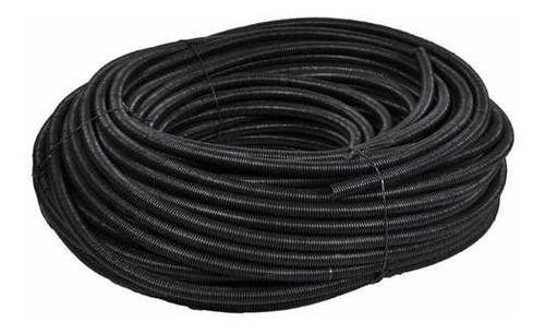 Caño Corrugado Para Cables Corrugado Automotriz 14mm X 25mts
