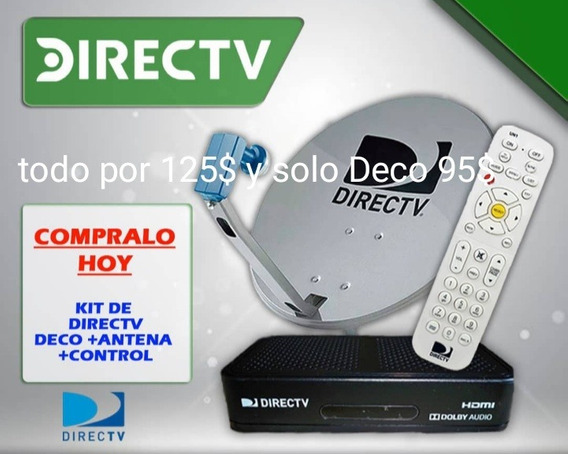 Decodificador Directv ( 95 Vde )