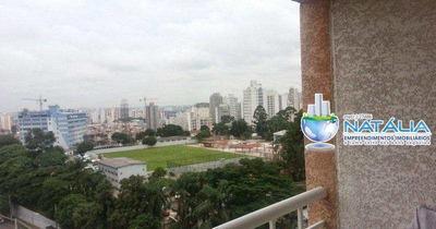 Apartamento Com 2 Dormitórios No Alto Da Mooca - V62663