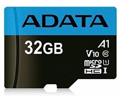 Mem Micro Sd 32gb Adata Ultra 100mb/s C10 Ausdh32guicl10a1-r