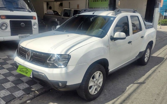 Renault Duster Oroch 1.6 16v Expression 2017 Completo