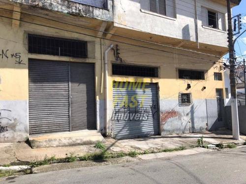 Imagem 1 de 11 de Salão À Venda, 234 M² Por R$ 2.000,00 - Vila Medeiros - São Paulo/sp - Sl0341