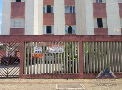 Apartamento Com 3 Dormitórios À Venda, 50 M² Por R$ 165.000,00 - Igapó - Londrina/pr - Ap1011