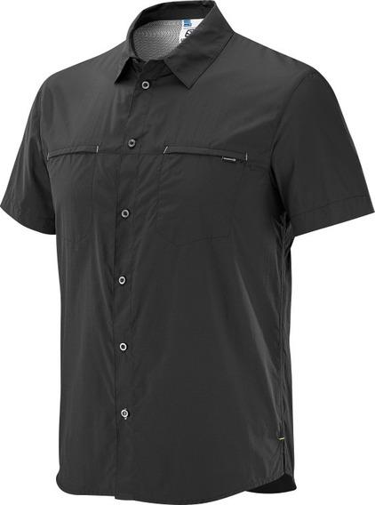 Camisas Hombre - Salomon - Stretch Shirt M - Hiking
