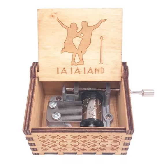Lala Land Caja Musical Music Box Regalo