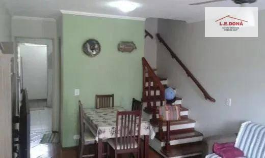 Sobrado Residencial À Venda, Jardim Cambara, São Paulo. - So0468