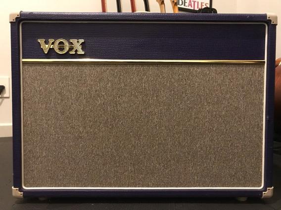 Vox Ac15 Valvulado Limited Edition - Estudo Trocas