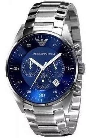 Relógio Masculino Emporio Armani 5858 Original