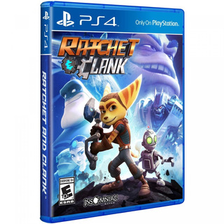 Juego Playstation 4 Ratchet And Clank Ps4