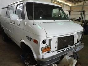 Chevrolet C30 Van De Carga