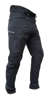 Pantalon Elastizado Hombre Secado Rapido Mini Ripstop
