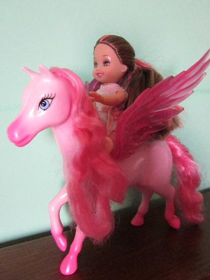 Kelly - Barbie E A Magia De Aladus Cavalo