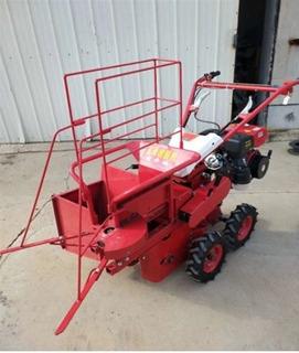 Cosechadora Tractor Sembradora Agricola Maiz