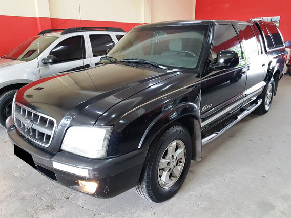 Chevrolet S10 2.8 Mwm 4x4 Limited Tope De Gama!!