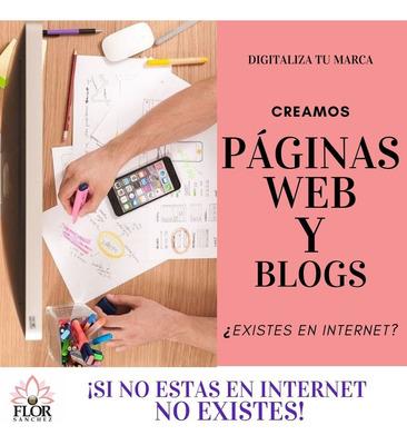 Página Web - Blog - Tienda Online - Seo - Desarrollo Web