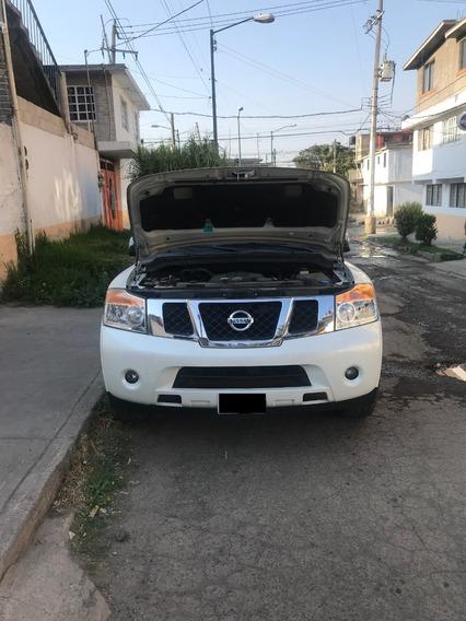 Nissan Armada 2013 Advance