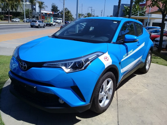 Toyota Chr Ta 4 Cil. 2.0l 2019