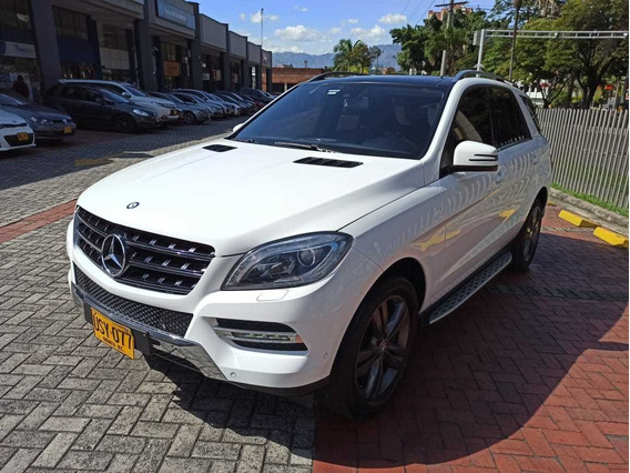 Mercedes-benz Ml 350 4matic 3.5 At 2016