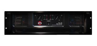 Potencia Sts Sx 3.6 Amplificador Estereo Profesional 3600w