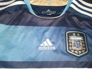 Camiseta Selección Argentina Alternativa Año 2011 Talle S