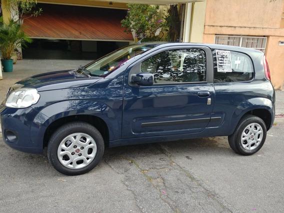 Fiat Uno 1.4 Attractive Flex 3p 2012
