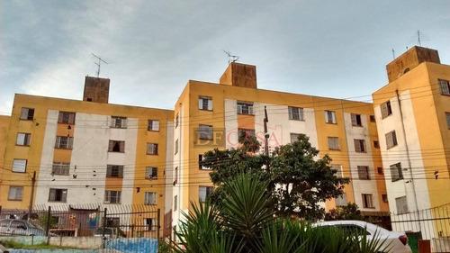 Imagem 1 de 8 de Apartamento À Venda, 45 M² Por R$ 145.000,00 - São Miguel Paulista - São Paulo/sp - Ap4427