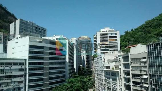 Cobertura Reformada Em Copacabana Duplex Com 6 Quartos, 2 Suítes. Churrasqueira No Terraço!! - Cod2433