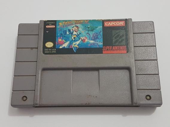 Mega Man X Original Para Super Nintendo