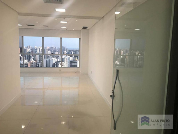 Sala Para Alugar, 45 M² Por R$ 2.200,00/mês - Caminho Das Árvores - Salvador/ba - Sa0066