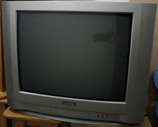 Televisor 21 Sansei C/control Remoto - Permuto O Vendo