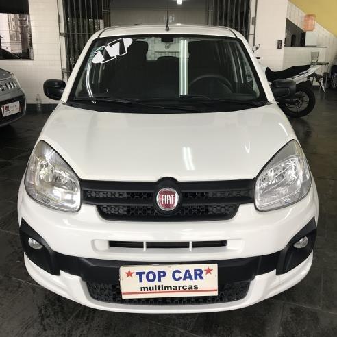 Fiat Uno Attractive 1.0 2017 - Carro Completo
