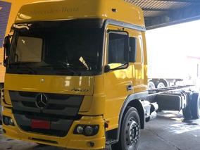 Mercedes-benz Atego 2426 Chassis - Center Truck Pesados.com