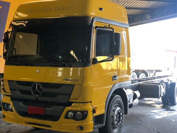 Mercedes Benz Atego 2426 Chassis