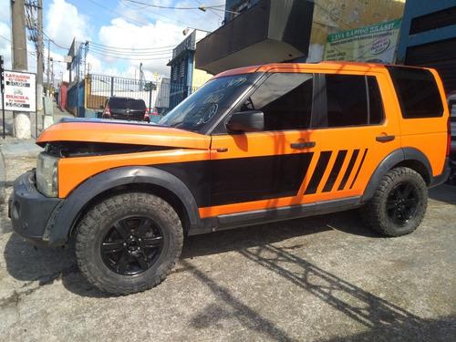 Peças Motor Cambio Land Rover Discovery 3 Hse V8 (pergunte)