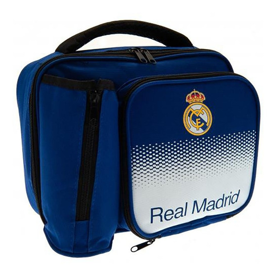 Real Madrid Lonchera Licenciada (fade)