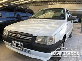 Fiat Uno Fire 1.3 Blanco 2010 Oferta Ixk