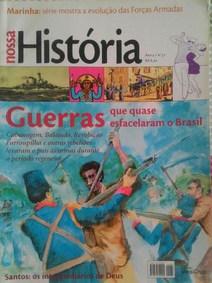 Revista Nossa História
