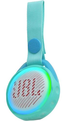 Jbl Jr Pop Kids Portable Bluetooth Speaker Aqua Turquesa