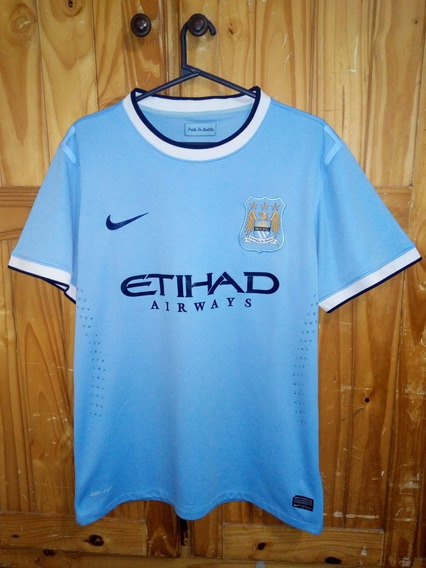 Camiseta Manchester City 2013