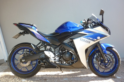Yamaha Yzf R 3 - Roda Brasil - Campinas