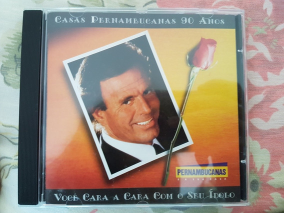 Cd Julio Iglesias Original