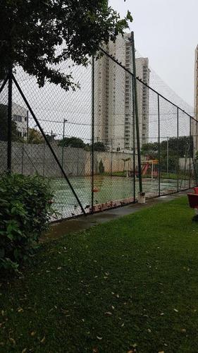 Imagem 1 de 22 de Apartamento Com 3 Dormitórios À Venda, 79 M² Por R$ 456.000,00 - Chácara Do Encosto - São Paulo/sp - Ap5557v